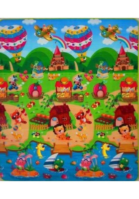 Alfombras de tigre/World of Stories 180x150x1cm