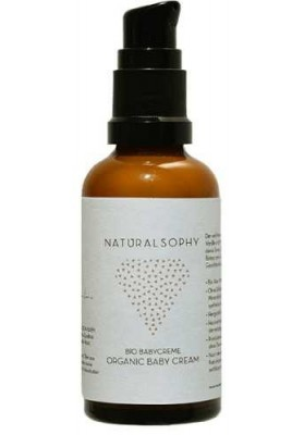 Naturalsophy Crema Organic Baby, 50ml