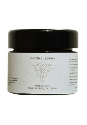 Naturalsophy Crema Organic Beauty, 50ml